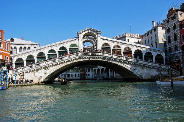 ponte rialto venezia canal grande