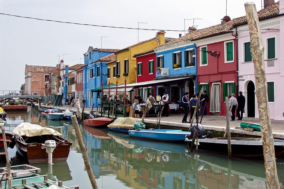 Murano Canale Venezia