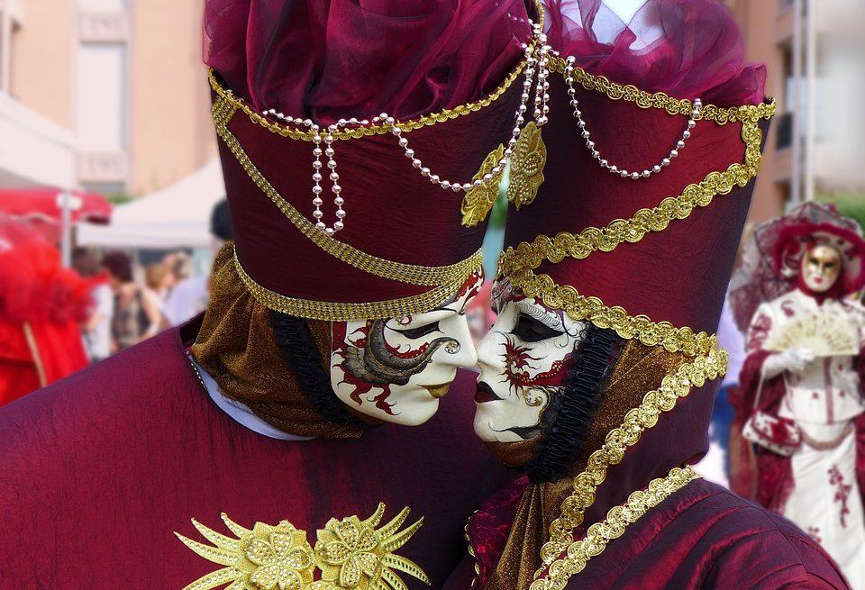 Maschere tradizionali veneziane
