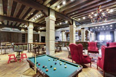 biliardo hotel venezia economico