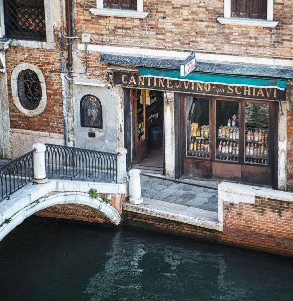 bacaro dove mangiare a venezia ingresso
