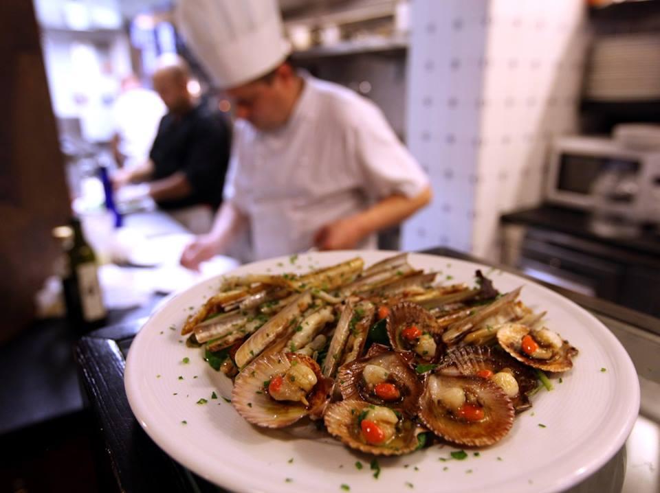 piatto ristorante raffinato mangiare a venezia