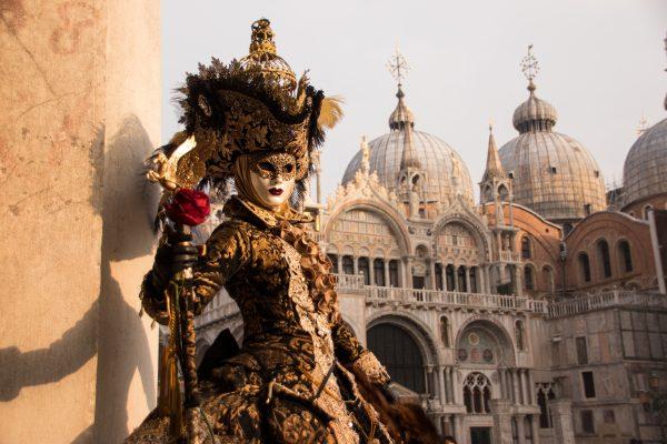 cosa vedere a venezia maschera