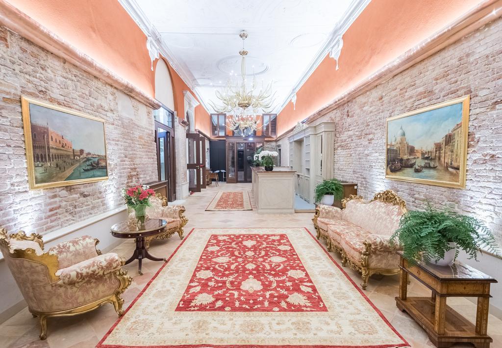 migliori hotel venezia centro nani mocenigo hall
