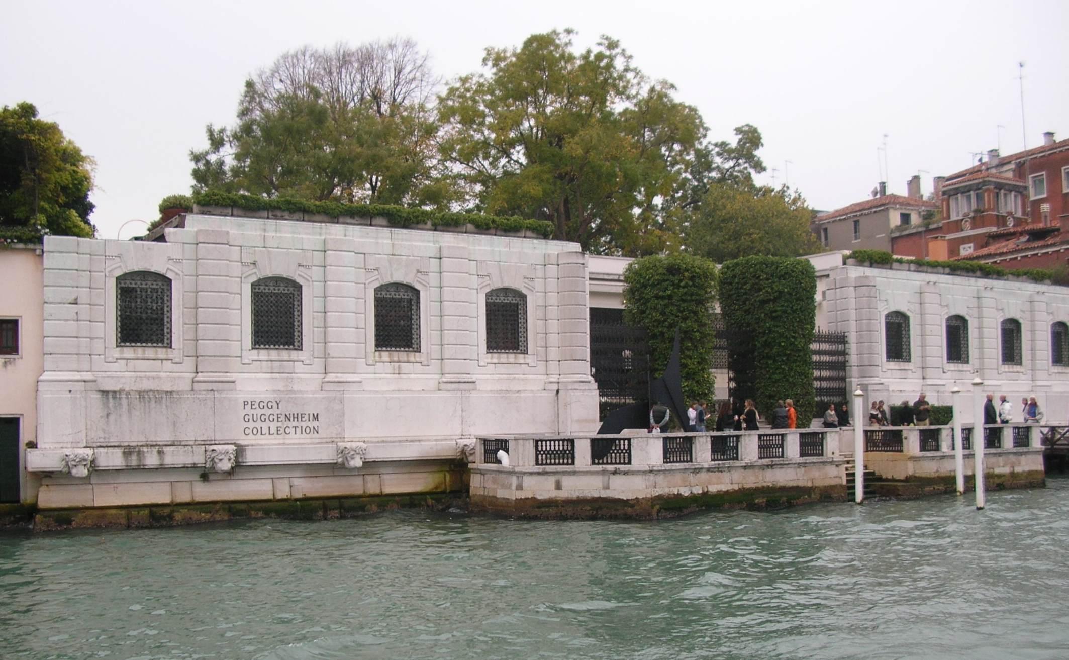guggenheim museo venezia