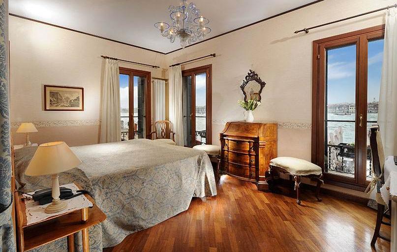 hotel dorsoduro venezia la calcina