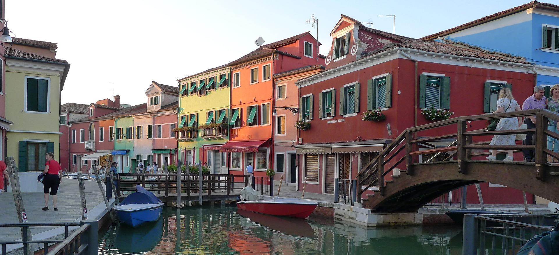 vedere venezia burano