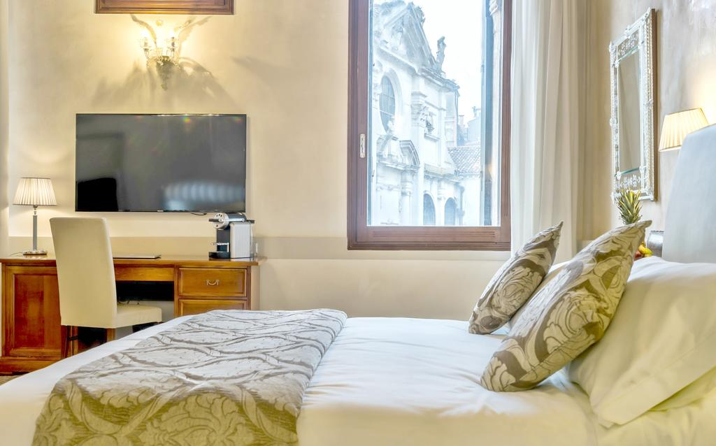 migliori hotel venezia centro palazzo vitturi camera