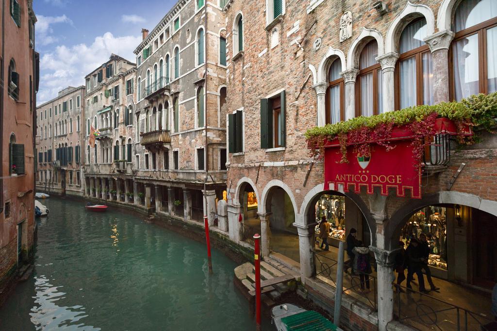 ingresso antico doge venezia
