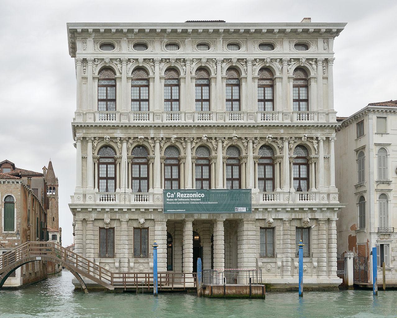 rezzonico museo venezia