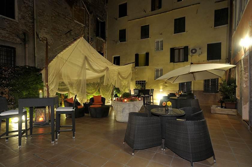 venezia hotel le isole castello