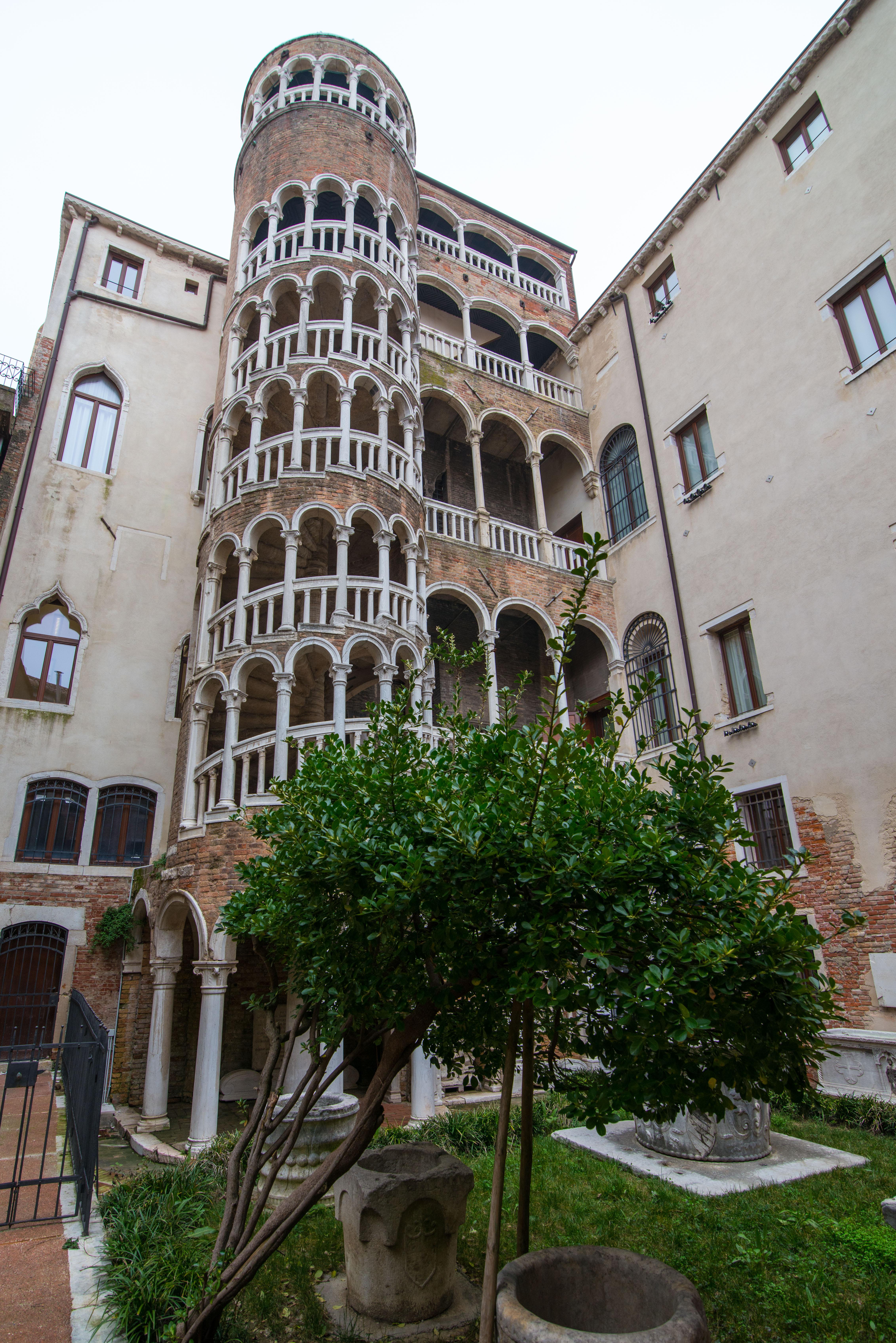 scala contarini vedere venezia
