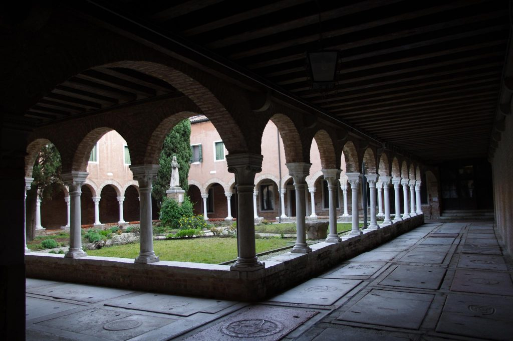 venezia insolita san francesco della vigna