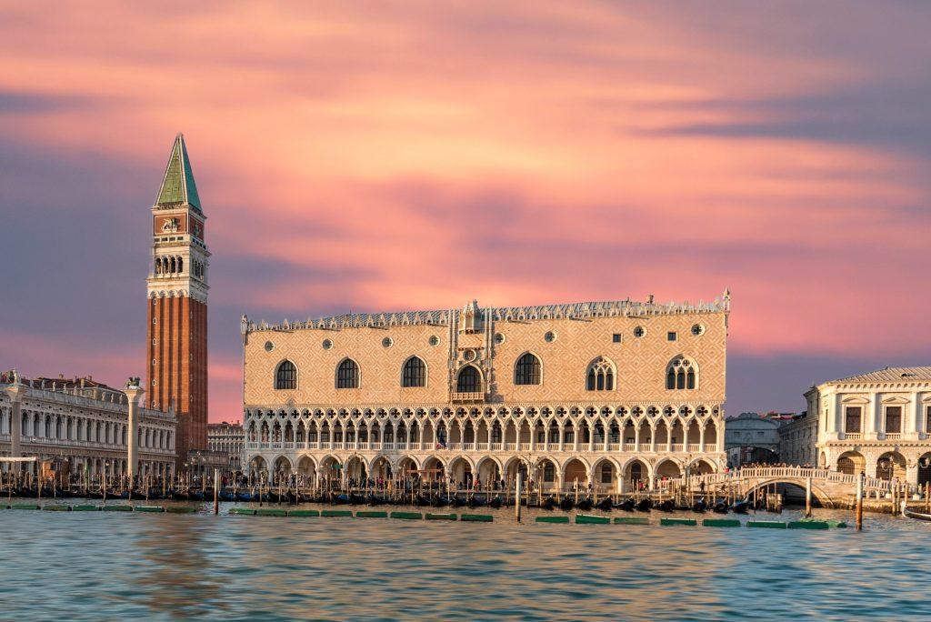 Venezia Pasqua Palazzo Ducale San Marco