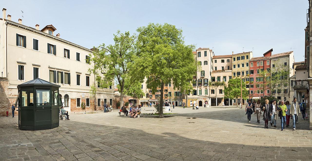campo ghetto ebraico venezia