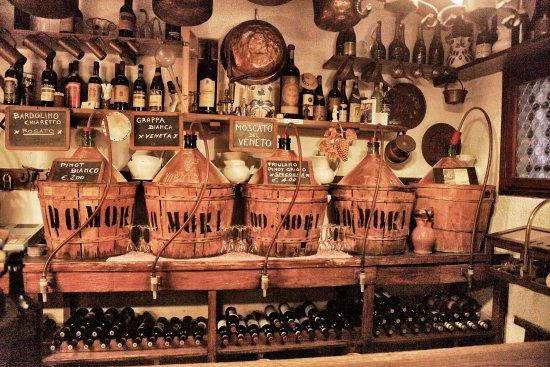 cantina-do-mori bacaro Venezia