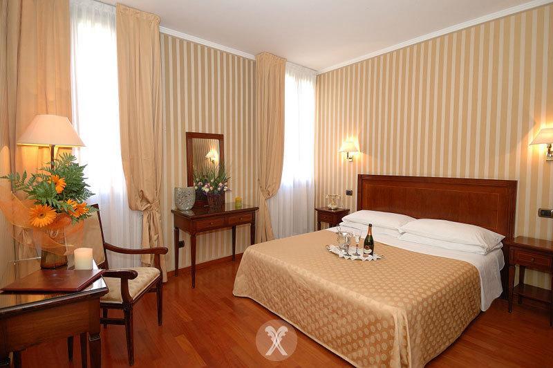hotel la forcola 3 stelle venezia camera