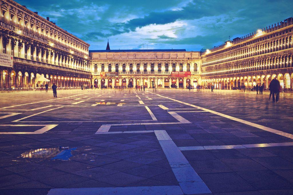 museo correr venezia piazza San Marco