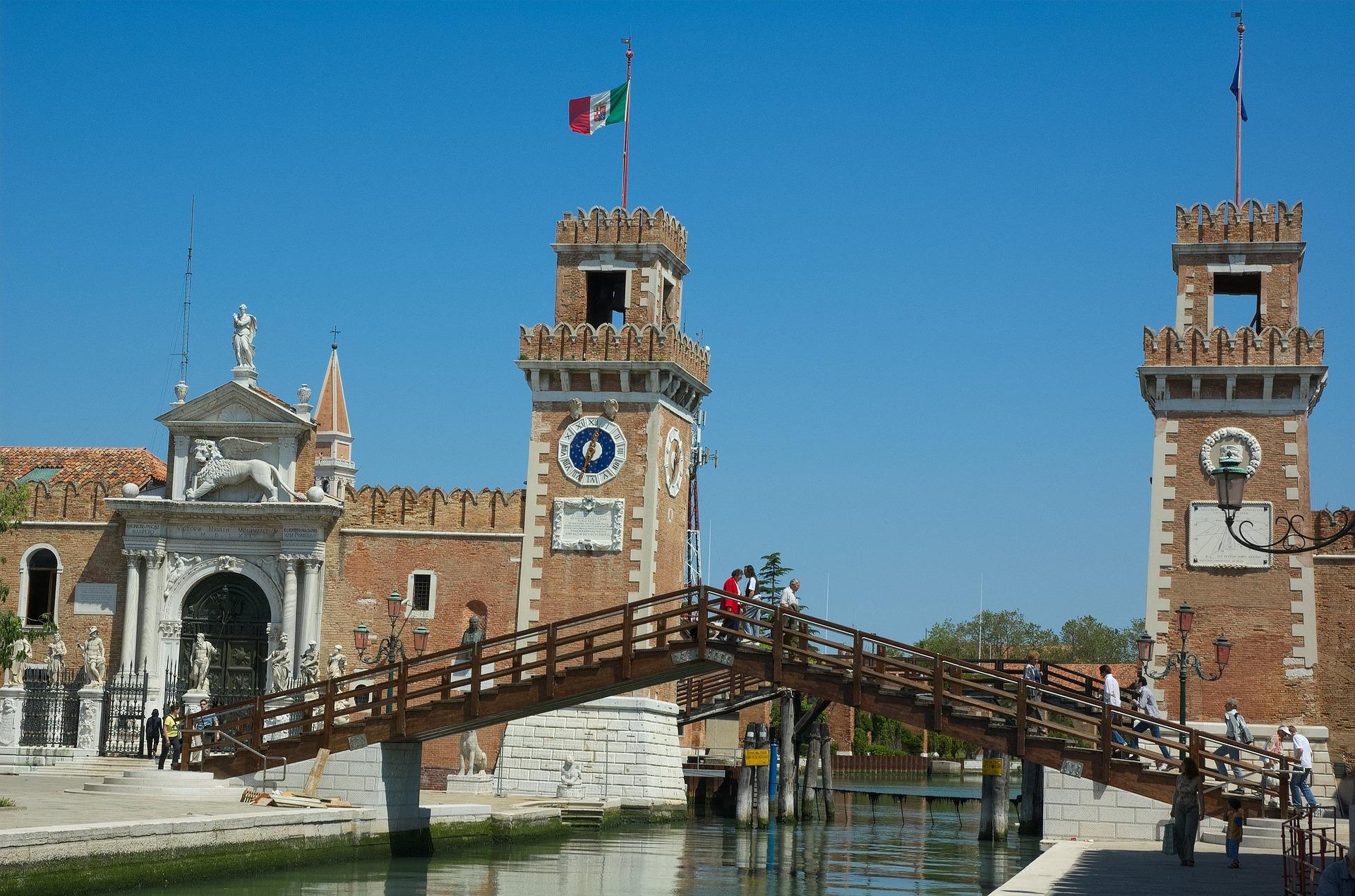 castello arsenale venezia