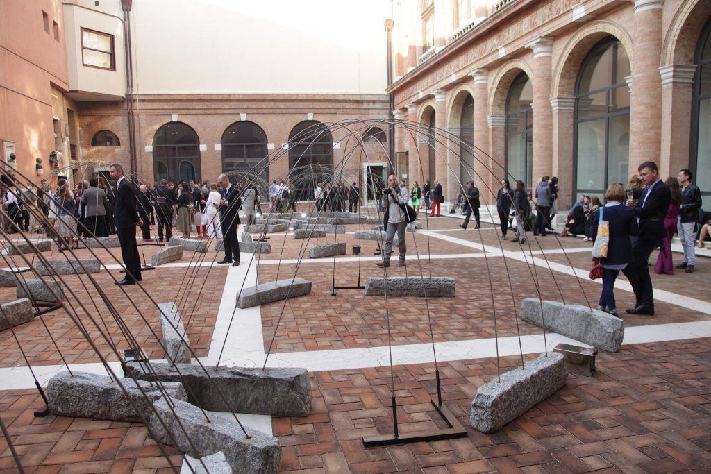 biennale arte 2015 Venezia Gallerie Accademia