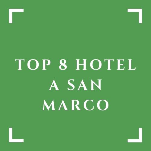 top hotel san marco venezia