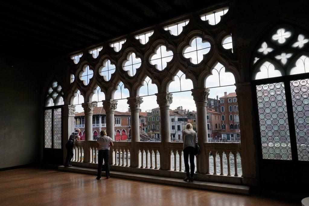 ca' d'oro museo venezia canale