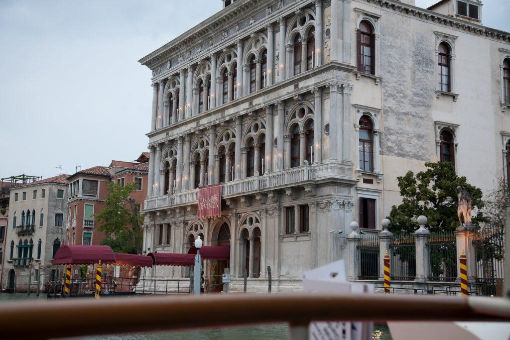 Casinò di Venezia palazzo vendramin canal grande