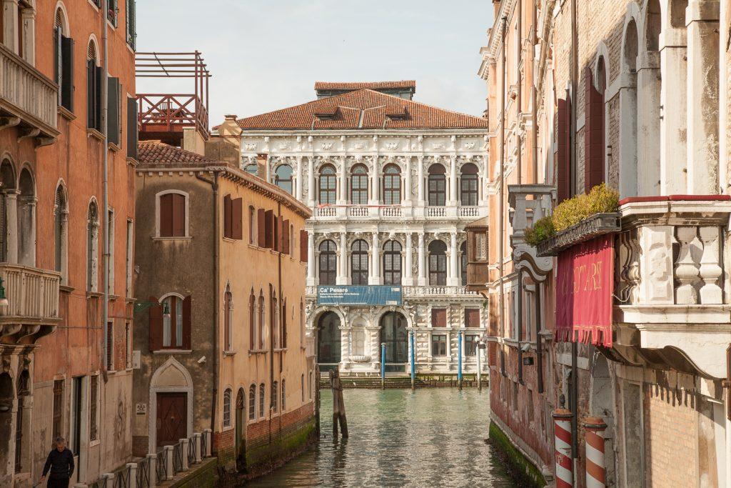 ca' pesaro palazzi veneziani museo