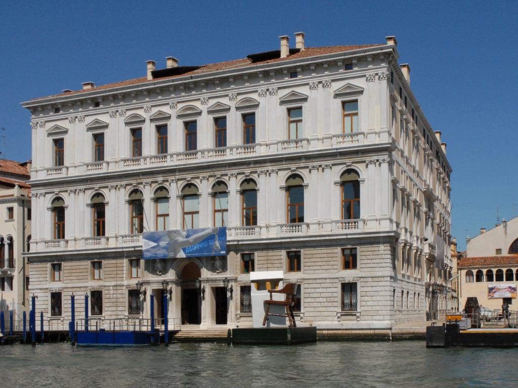 palazzo grassi veneziano canale