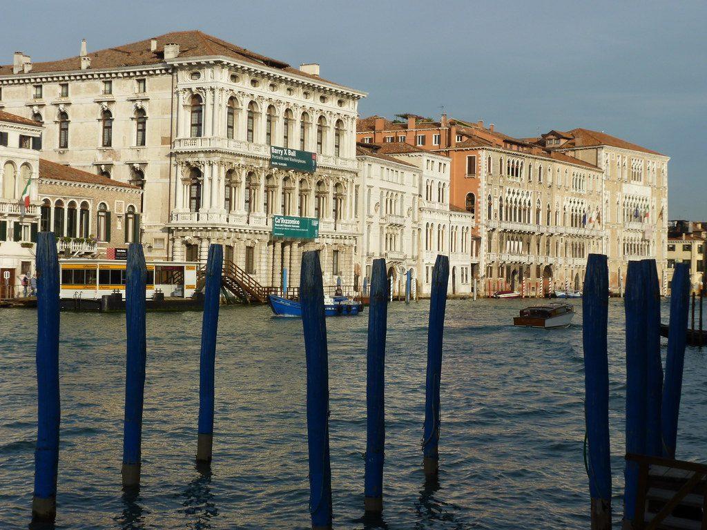 ca rezzonico venezia canal grande