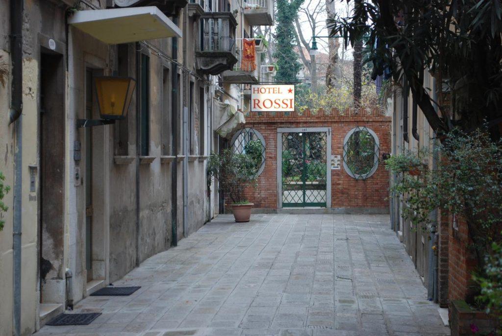 hotel rossi venezia cannaregio