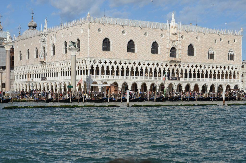 Palazzo Ducale Venezia esterno